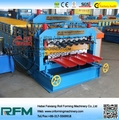 FX Double Layer color coated steel sheet cold roll forming machine