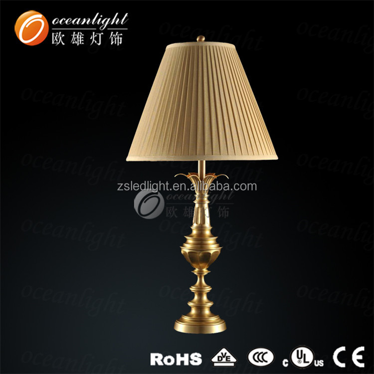umbrella shape green table lamp 770