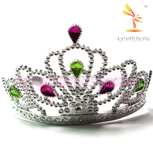 Pretty Plastic Crowns For Girls
