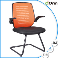 Modern office executive swivel chair design with no wheels