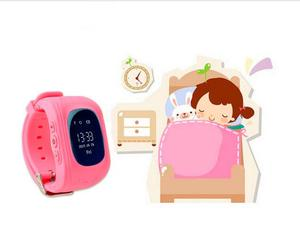 2018 Kids smart watch SOS GPS android wifi mobile smart watch kids q50 baby smart watch