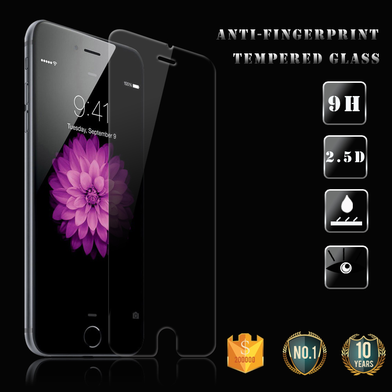 Free Sample Full Size High Clear Anti-bubble Korea Material For iPhone 6 / 6 Plus cell phone screen protector