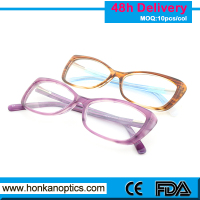 2014 women eyeglasses myopia optical glasses frame brand design eye glasses HKC150131