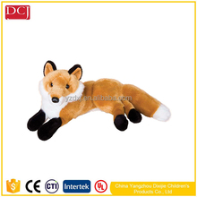 2017 New design fox plush toy