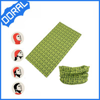 Seamless multifunctional arabic hijab tube turban