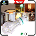 AC220V Bulb E27 360 Degree 40w E27 U Shape Led Corn Light