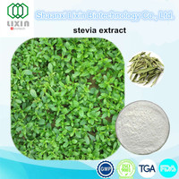 Pure natural sweeteners No side effects Stevia extract powder 80-99% Steviosides