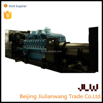 made in China 1100KVA big power diesel generator set