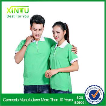 Custom latest cotton polo shirt men design , bulk blank dri fit polo t-shirts wholesale with private logo