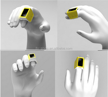 2016 Hot Selling Cute Fashional wireless finger mouse 3D mouse beautiful design wearable Wireless bluetooth 3d finger mouse