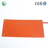 silicone rubber heating mat and heater silicon button pad