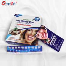 2017 hot new products tooth whitening gel strips