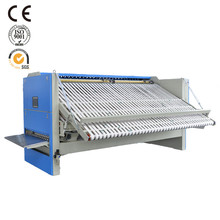 industrial laundry linen folding machine equipment hotel use