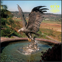High Quality bronze animal/brass eagle sculptures