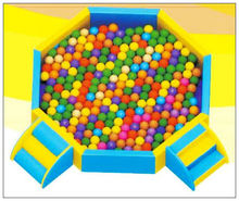 EXCELENTE CALIDAD ANTI-TOIXC KIDS SOFT PLAY BALL POOL LT-2164A