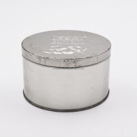 Round dried fruit tin package container(108D *63Hmm)