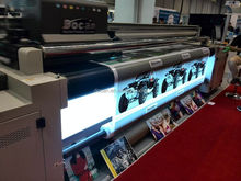 Digital uv printer flatbed printing machine/uv flatbed , Vinyl printer FR3210