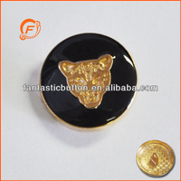 leopard pattern fashion buttons coat buttons