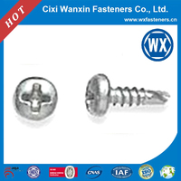 China good supplier m3 screw standard length