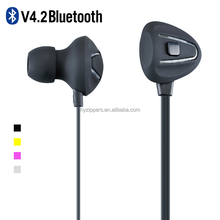 2017 high quality BT 4.2 colorful Bluetooth headphone wireless earbuds
