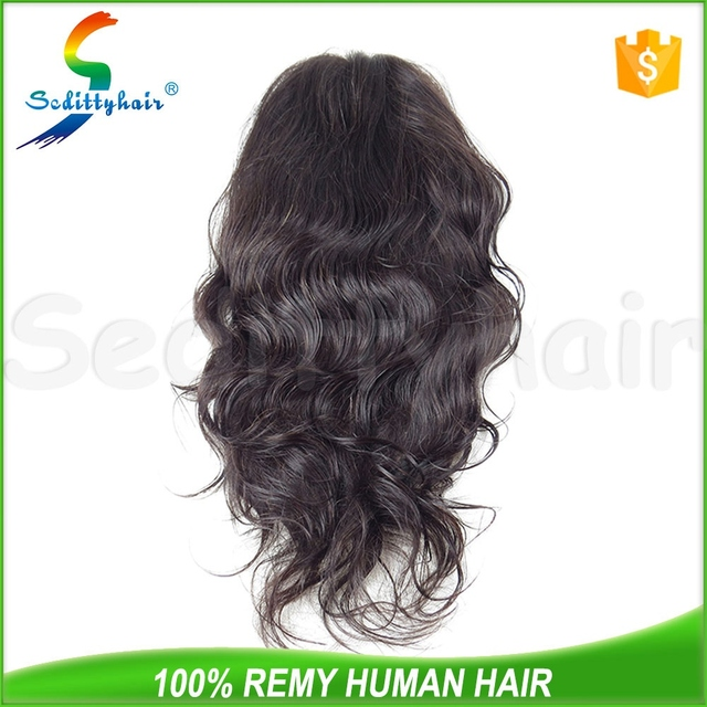 Hot selling Body Wave wet and wavy cheap lace front wig