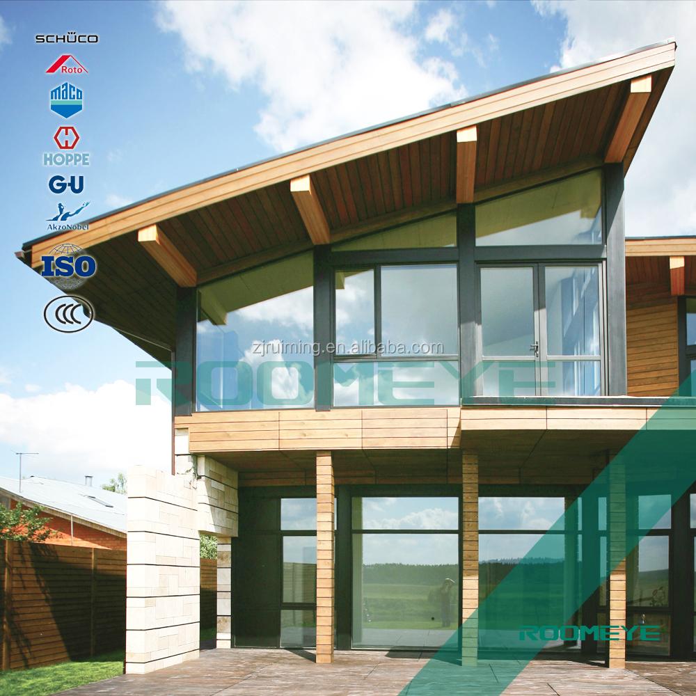 Особенности остекления коттеджей и загородных домов окна дом.