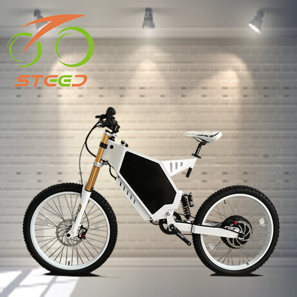 steel controller programming air bicycle electric bike 2000w big power