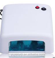 Professional 36W nail uv lamp dryer, high quality uv nail Lamp