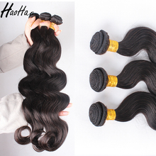 Factory Price No Lice Full Cuticle Top Quality 100% Human Virgin Body Wave Brazilian Remy Hair Extension