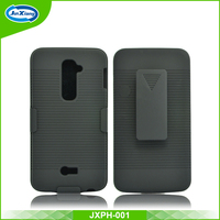 Factory Wholesale Combo Holster Phone Armor Case for LG G2 D802