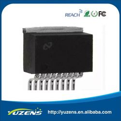 (Electronic Components) LM4952TS IC AMP AUDIO PWR 3.8W AB TO263-9