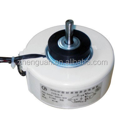 Resin Packed AC Motor  220V electric air conditioner fan motor