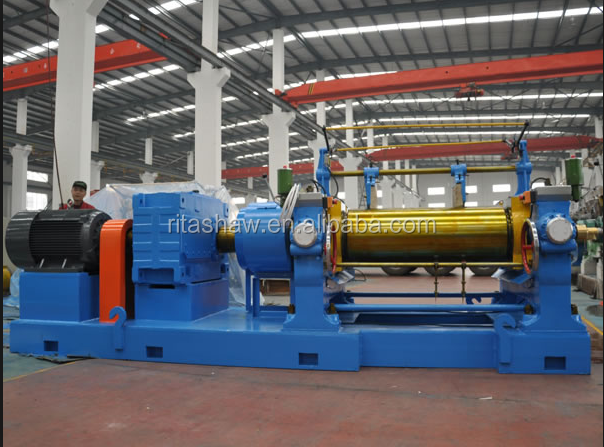 Alibaba Website Fine Quality Open Mixing Mill For Rubber Recycling Project