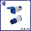 New style 2P+E IP44 european industrial plug