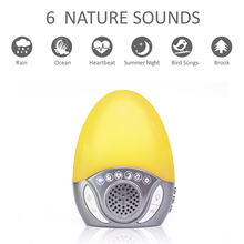 Baby Shusher Sound Machine & Night Light from Chinese Supplier ESINO