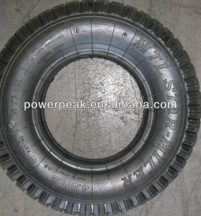 bajaj three wheeler spares parts tire for a three wheeler 4.00-8 mtl star miler