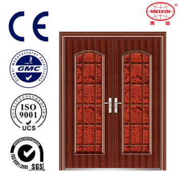 Security Main door designs Safety Double Door