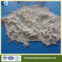 low fe2o3 content alumina beads grinding media for ball mills