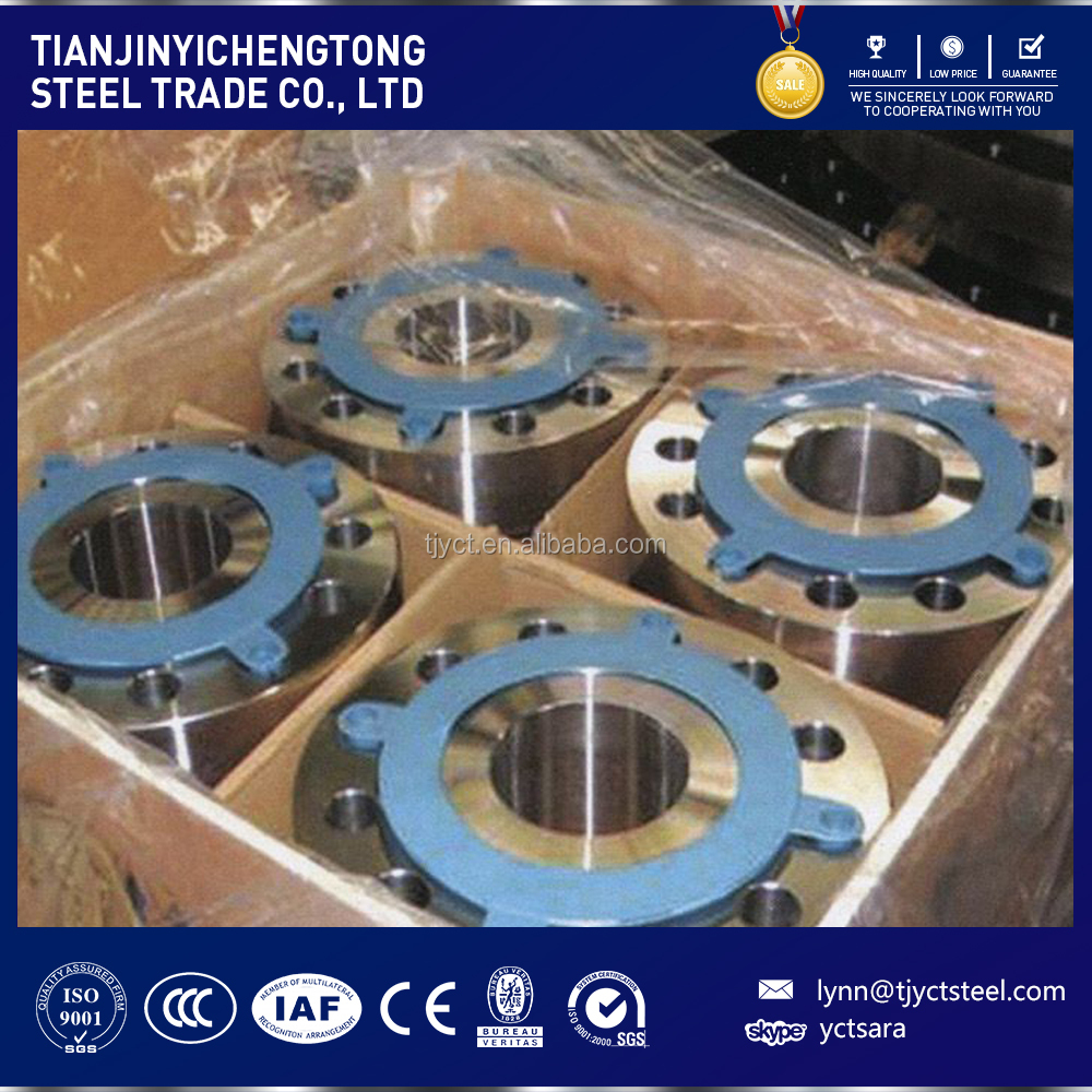 201,304,316,316l stainless steel forged flanges used in construction