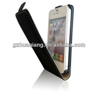 Soft PU Leather Mobile Phone Case For Iphone4G 4S,IN South Korea Trend Following from leather