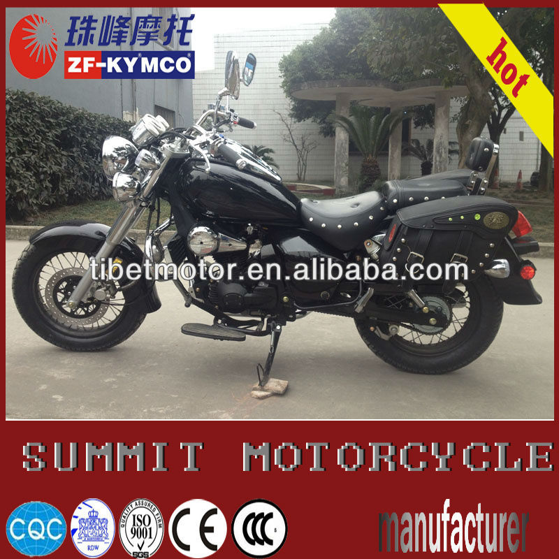 Motorcycle 250cc charming air cooling motorbike for hot sale ZF250-6A