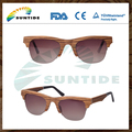 Unisex Eco-friendly 100% Bamboo Wooden Sunglasses for Man Women