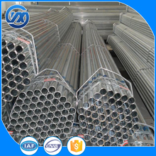 Construction Application carbon steel pvc half round pipe