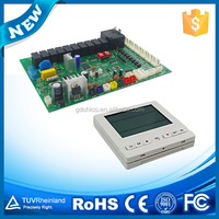 eco-friendly heat pump controller for air conditioning damper motors