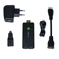 RK3229 quad cpre CR9S with WIFI Bluetooth 4.0 TV stick