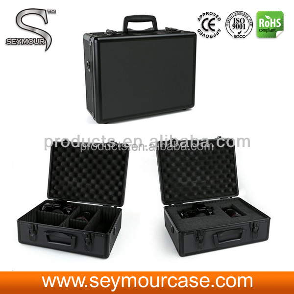 Metal Camera Case Waterproof Aluminum Case Camera Box