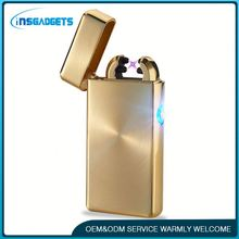 No gas usb lighter ,h0takA double arc pluse lighter for sale
