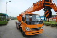 CBL 8ton small mini size truck mounted crane with 26meters for sales