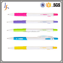 Promotional Cheap Custom Company Logo Plastic Ball Pen