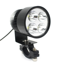 12 Months Warranty Good Performance 12-85v LED Scooter Headlight